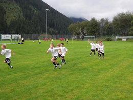 Junioren E Turnier vom 30.08.2014 in Sedrun