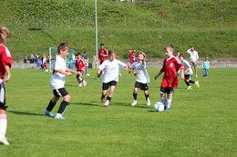 Turnier juniors E a Sedrun